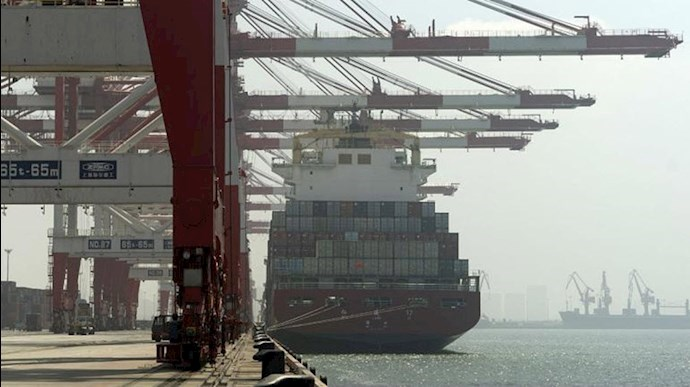 Iran's ships cannot unload and remain waiting in Chinese ports – File photo