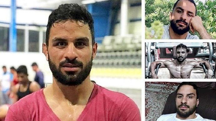 Navid Afkari, a 27-year old wrestling champion in Iran, was executed by the mullahs' regime on charges of participating in peaceful protests