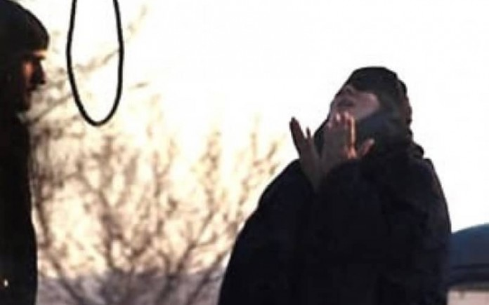 Iran executed 108th woman under the Hassan Rouhani presidency