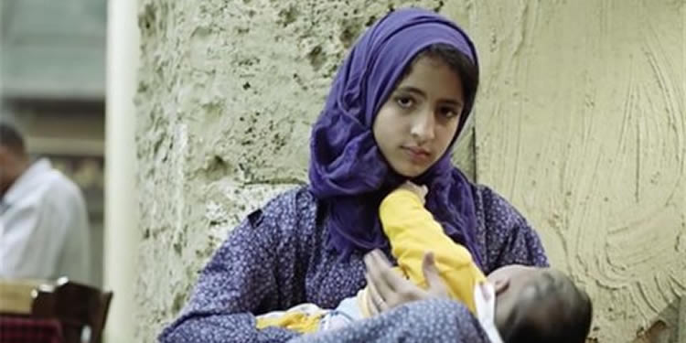 child marriages Iran