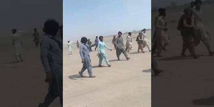 Baloch citizens killed or wounded in attack by IRGC
