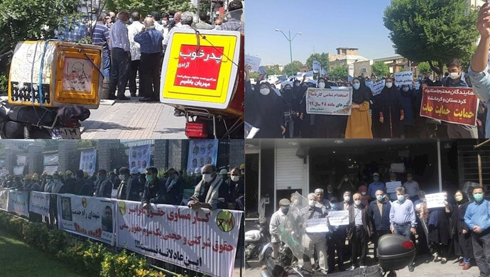 Protests are growing across Iran