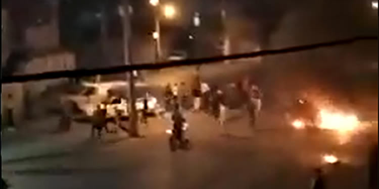 Regime uses deadly force on second week of Iran water protests amid internet blackout