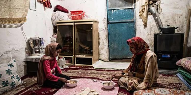 A third of Iranians living in absolute poverty