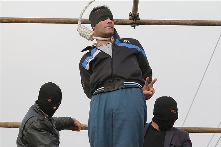 Iran: Six people hanged, including two dissidents