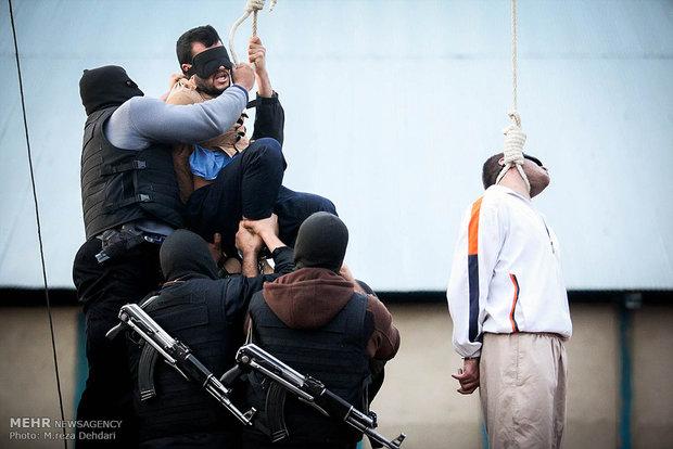 Boys naked hanging execution gay xxx big