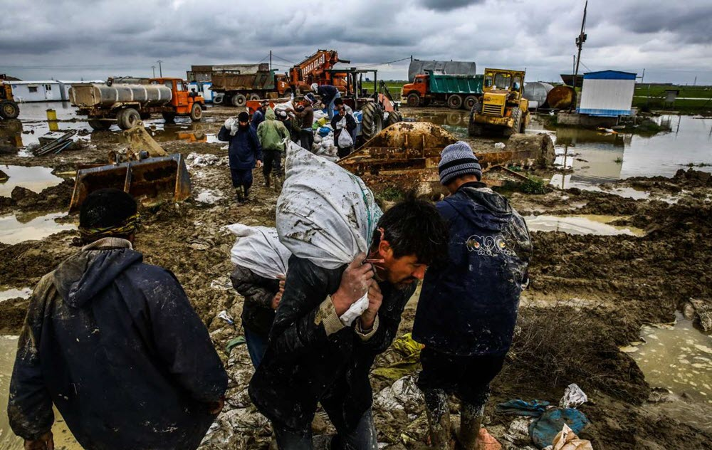 Flood Death Toll Is More Than 200, Iran Regime Hides Real Figures in Fear of People's Anger